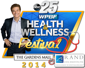 OFFICIAL WPBF 25 Health & Wellness Festival 2014 Logo-web