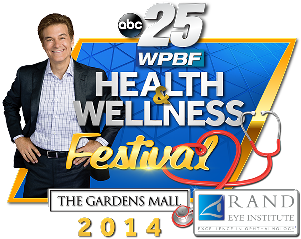 OFFICIAL WPBF 25 Health & Wellness Festival 2014
