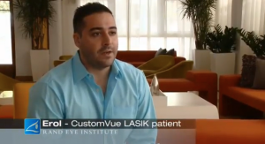 erol-customvue-lasik-patient