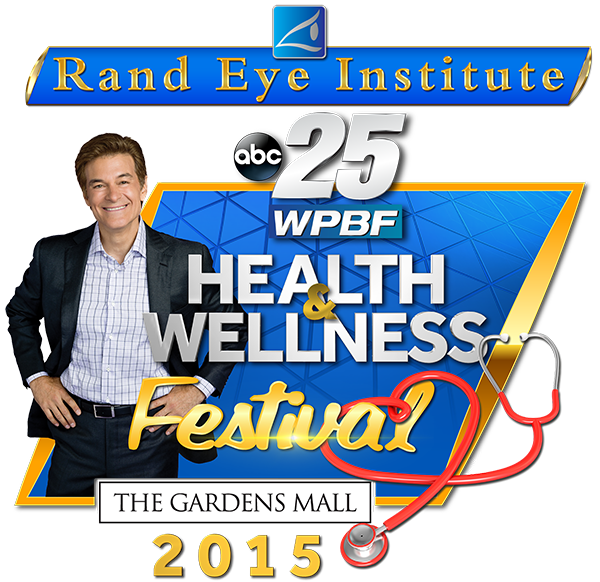 OFFICIAL WPBF 25 Health & Wellness Festival 2015 Logo