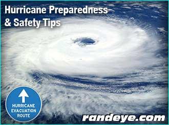 KEEP an 'EYE' on Hurricane Related Injuries | Rand Eye Institute