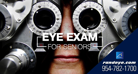 Eye Exam for Seniors