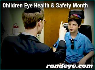 children-eye-health-safety-month