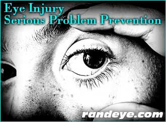 Eye Injury Serious Problem Prevention